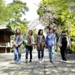 登記当日は、法務局近くの松陰神社で必勝祈願をしました!